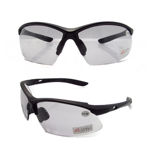 Popular half frame sports photochromic bifocal readers glasses