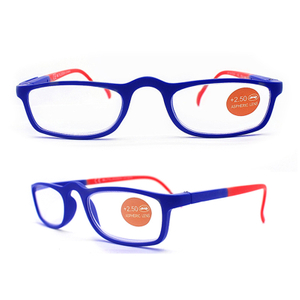 Designer glasses for reading