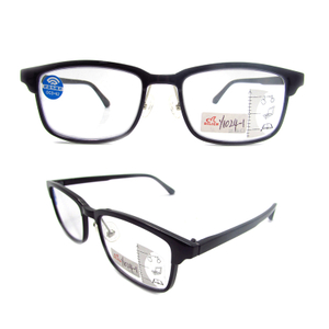 Progressive multifocus TR90 reading glasses with anti blue light