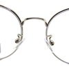 Metal reading glasses