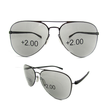 Progressive reading sunglasses