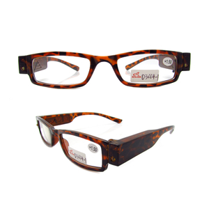 LED PC reading glasses