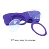 Clip Nose Folding Reading Glasses for Women Foldable Optical Glasses men Flexible Adjustable Portable Glasses
