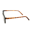 Round retro plastic reading glasses