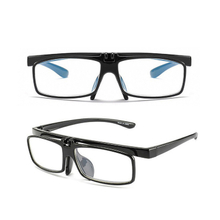 Flip up reading glasses
