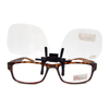 Clip ons reading glasses flip up clip