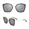 Oversized Sunglasses Vintage Men Women Shades Square Sun Glasses