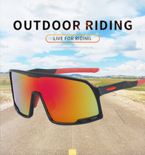 Cycling Polarized Sunglasses Photochromic Bike Glasses for Men Women Sports Goggles with Glasses Box Cloth Test Card SunGlasses Sets