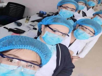 How to protect us in virus situation? A medical safety goggle glasses will be!!!